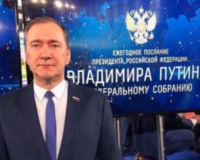 Белик разобрал послание Путина по пунктам