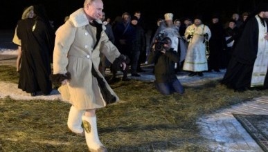Валенки Путина помогли британцам признать валенки русской национальной обувью
