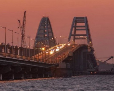 Украину вновь беспокоит Крымский мост
