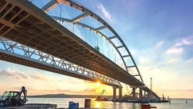 Стало известно, когда по Крымскому мосту проследует первый пассажирский состав