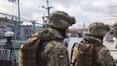 Военные катера Украины отправились в «боевой поход» к берегам Крыма (ВИДЕО)