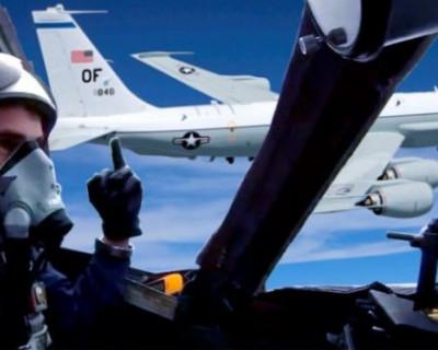 К Крыму и Севастополю стянулись самолеты США