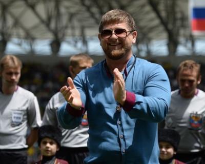Певец зачитал рэп в честь Рамзана Кадырова (ВИДЕО)