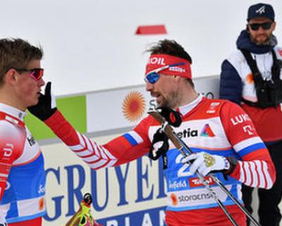 Российский лыжник надавал по щекам норвежцу Клебо