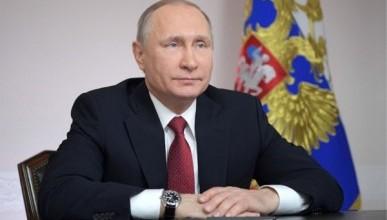 Новая любовь Владимира Путина