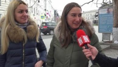 «ИНФОРМЕР» выяснил, что женщины Севастополя подарят своим мужчинам 23 февраля (ВИДЕО)