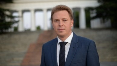 Поздравление губернатора Севастополя Дмитрия Овсянникова с Днем защитника Отечества