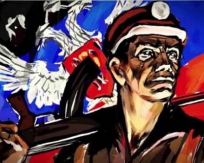 Поздравление ушедшим героям Донбасса от оставшихся (ВИДЕО)