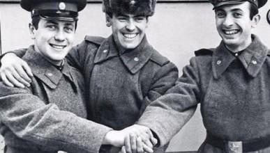 Как российские знаменитости служили в армии и кто «откосил» (ФОТОЛЕНТА)