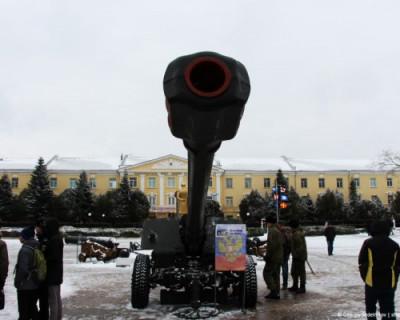 В Севастополе показали военную мощь России (ФОТО,  ВИДЕО)