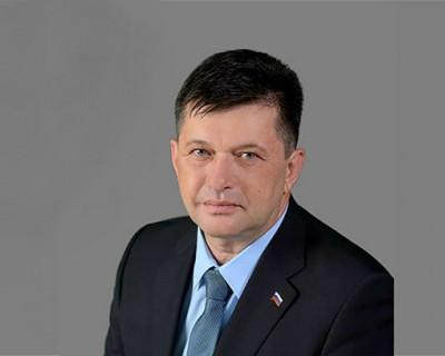 Олег Гасанов: «Дорогие друзья, знаю, что 23 февраля - не пустые слова для каждого жителя нашего города»