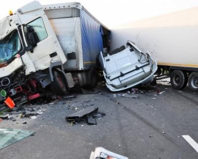 Россияне стали меньше гибнуть на российских дорогах
