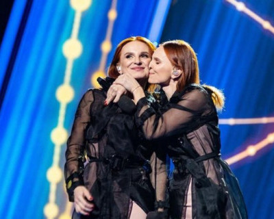 Украинских певиц довели до слез из-за Крыма