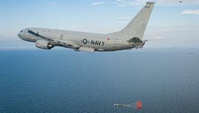 Американский разведывательный самолет приблизился к Крымскому мосту на 125 километров