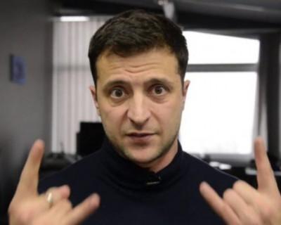 Владимир Зеленский хочет провести летнюю Олимпиаду в Крыму