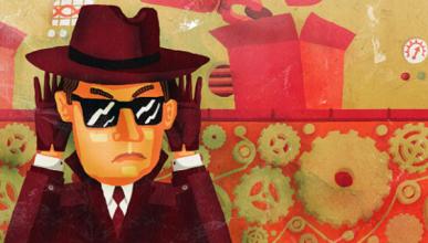 Иностранные шпионы следят за всеми россиянами
