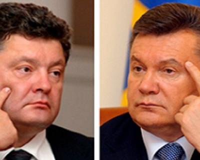 Порошенко и повторил «кражу» Януковича (ВИДЕО)