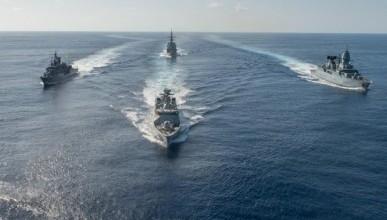 У берегов Крыма с 1 по 8 марта военно-морские силы НАТО проведут учения