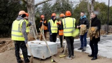 Молодёжь Севастополя достроит Парк Победы