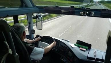 В Крыму сняли с рейса водителя «под градусом», который вёз пассажиров