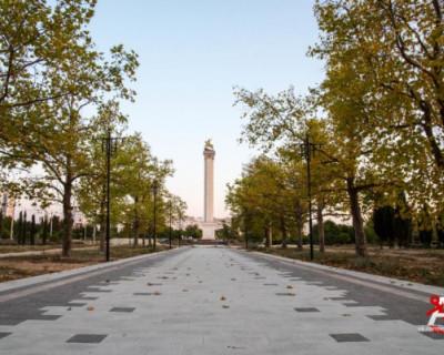 В Парке Победы возобновят старую традицию