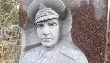 В Севастополе установлен памятник участнику Великой Отечественной войны Михаилу Бочкареву