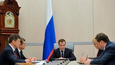 Правительство Дмитрия Медведева решило взять тайм-аут