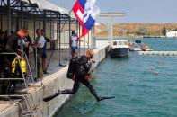 Военные водолазы России покажут свое мастерство в Севастополе
