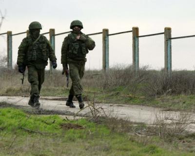 Украинские военные отказались стрелять по жителям Крыма