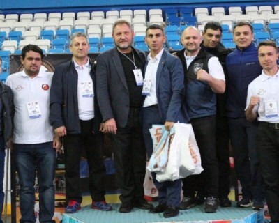 Севастопольские рукопашники достойно выступили в Сочи