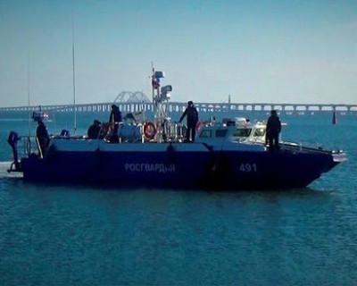 Кто будет дежурить у Крымского моста?