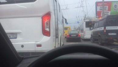 В Севастополе сбили человека (ФОТО)