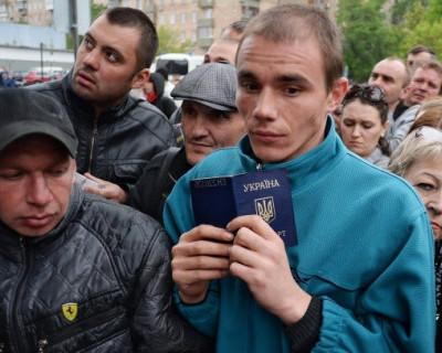 На Украине каждый пятый новорожденный регистрируется без отца