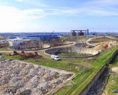 Правительство Севастополя ищет нового подрядчика для строительства очистных