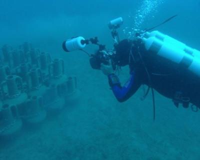 Севастопольские археологи нашли подводную гончарную мастерскую