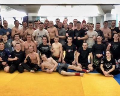 В Севастополе прошла интересная тренировка