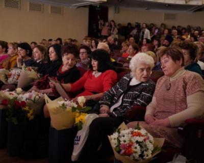 В Севастополе в честь 8 марта