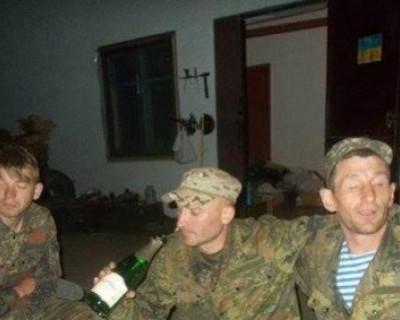 Украинские военные расстреляли своего командира за замечание