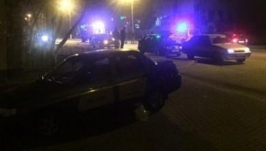 Ночное происшествие в Севастополе: молодой человек угодил под колеса иномарки (ФОТО)