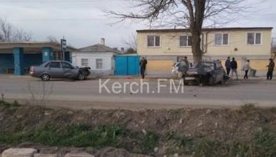 Массовое ДТП в Крыму: один из водителей покинул место происшествия