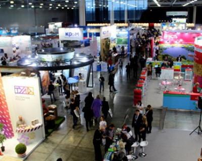 Крымские курорты принимают участие в туристической выставке