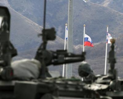 В Крыму усилен состав войск России