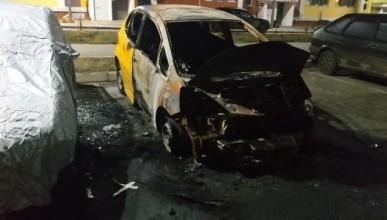 В Севастополе никак не могут найти поджигателя автомобилей