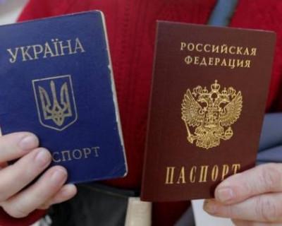 Идёт ли в Крыму массовая торговля украинскими паспортами?