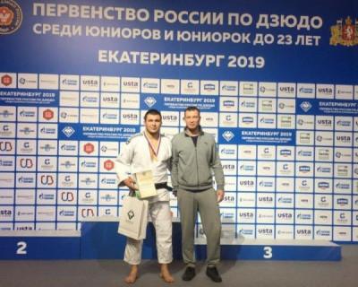 Супертяжеловес Севастополя отличился в весовой категории свыше 100 кг
