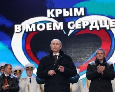 18 марта Владимир Путин приедет в Крым