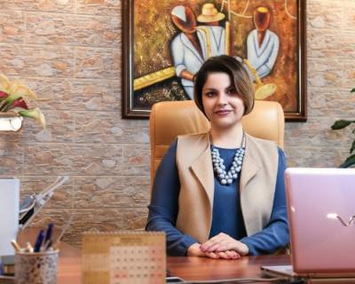Ольга Дронова признана самой обаятельной и успешной общественницей в Крыму