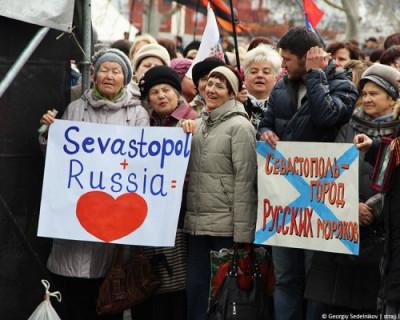 Топовый блогер вспомнил, как Крым возвращался домой