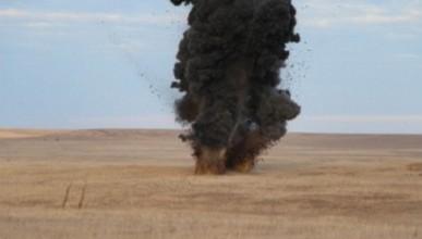 В Крыму прогремели взрывы