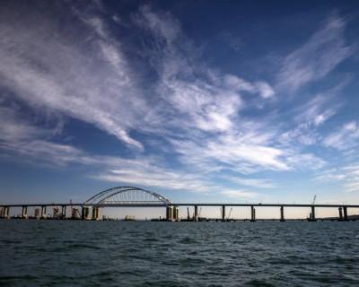 У украинцев не осталось шансов протаранить Крымский мост